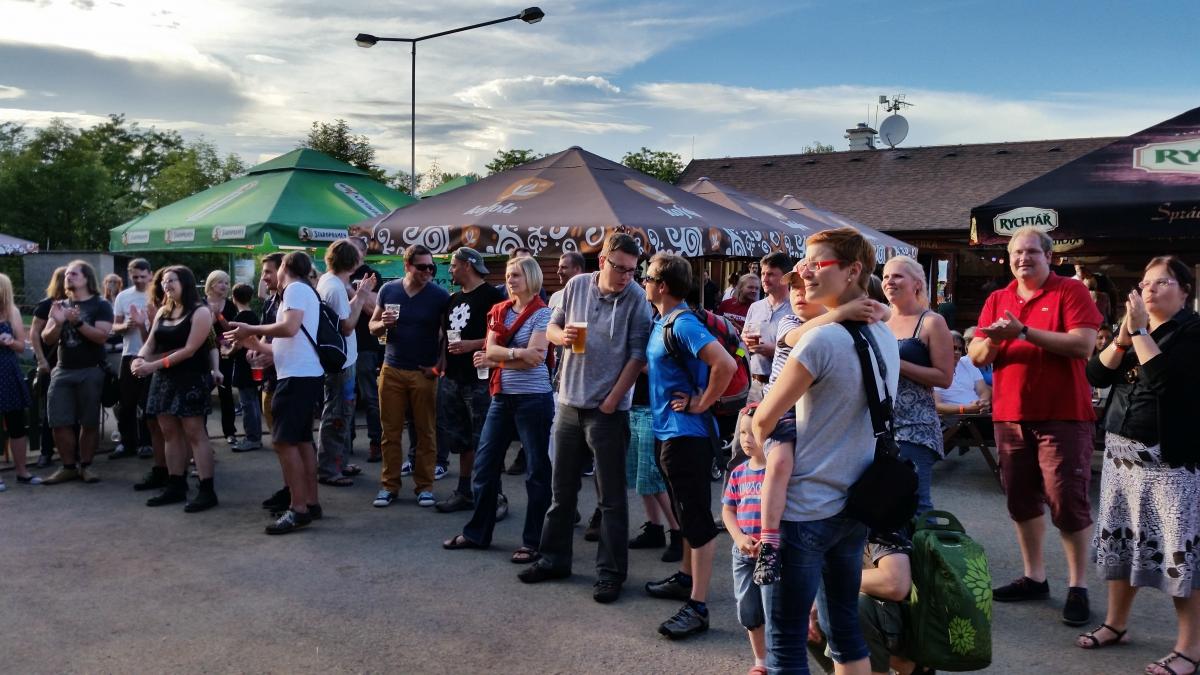 18. 6. 2016, Praha, Rock pro Zbraslav