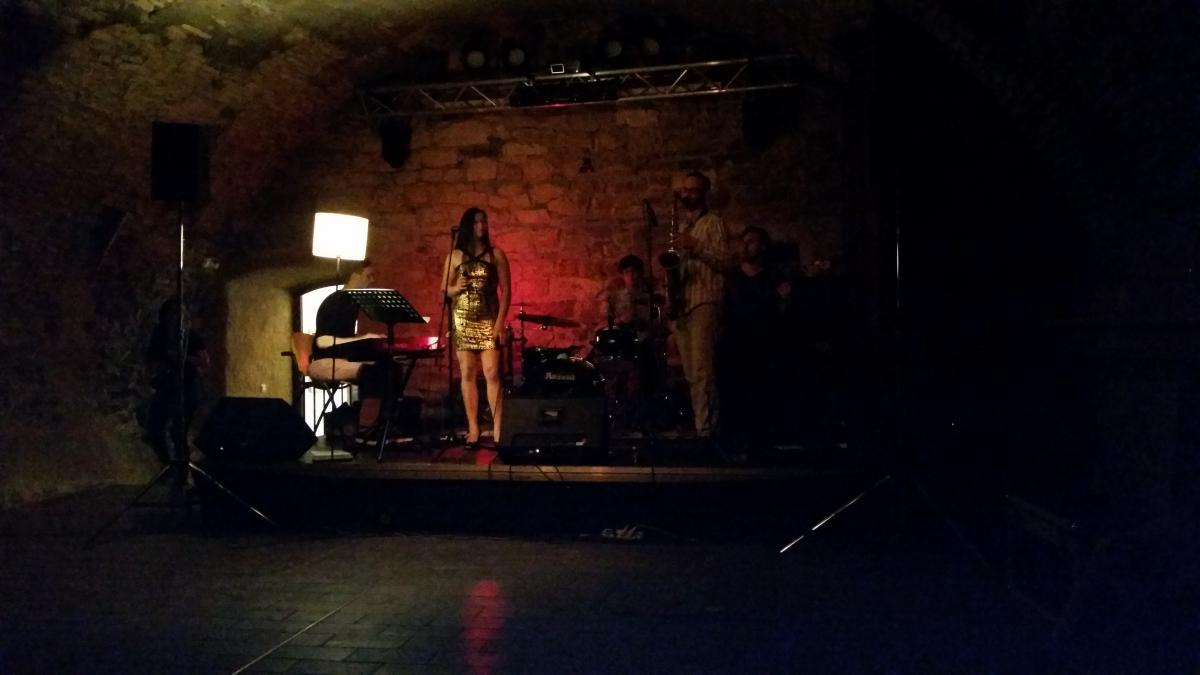 Studentský klub Celetná, festival Zlatý voči 18. 5. 2017