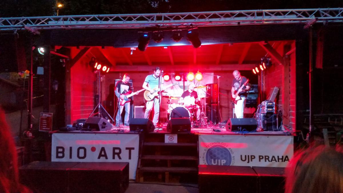 Rock pro Zbraslav, 10. 6. 2017